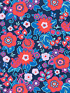 Soul Mate CPAB001-CHERR Fabric by Amy Butler