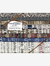 Eclectic Elements DAPPER 2 Fat Quarter Gift Pack by Tim Holtz