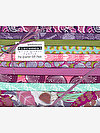 Piecemeal PURPLE Fat Quarter Gift Pack by Tina Givens