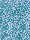 Night Music CPAB012-TEALX Fabric by Amy Butler