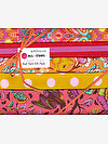 All Stars CAMP FIRE Half Yard Gift Pack by Tula Pink