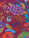 Brandon Mably PWBM064-REDXX Fabric