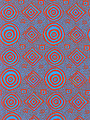 Brandon Mably PWBM065-ORANG Fabric
