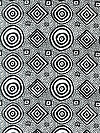 Brandon Mably PWBM065-WHITE Fabric