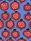Brandon Mably PWBM067-BLUEX Fabric