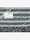 White Christmas GRAPHITE Fat Quarter Gift Pack by Zen Chic