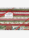Eclectic Elements MERRIMENT Fat Quarter Gift Pack by Tim Holtz