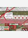 Eclectic Elements MERRIMENT Half Yard Gift Pack by Tim Holtz