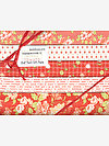 Farmhouse II TOMATO Half Yard Gift Pack by Fig Tree Quilts