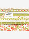Farmhouse II MEADOW Fat Quarter Gift Pack by Fig Tree Quilts