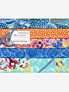 Arcadia TROPICAL Half Yard Gift Pack by Snow Leopard Designs