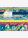 Arcadia TEAL Fat Quarter Gift Pack by Snow Leopard Designs