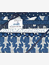 Acadia HIGH TIDE Fat Quarter Gift Pack by Betsy Siber
