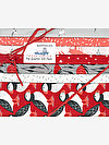 Acadia FRESH CATCH Fat Quarter Gift Pack by Betsy Siber