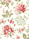 Porcelain 44190-11 Fabric by 3 Sisters