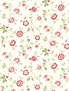 Porcelain 44193-11 Fabric by 3 Sisters