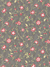 Porcelain 44193-12 Fabric by 3 Sisters