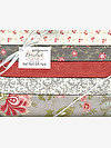Porcelain DOVE Half Yard Gift Pack by 3 Sisters