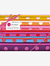 Tula Pink Dots & Stripes - SASSY Fat Quarter Gift Pack
