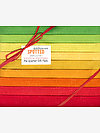 Spotted POPPIN PEPPERS Fat Quarter Gift Pack by ZEN CHIC