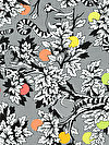 Linework PWTP154-INK Fabric by Tula Pink