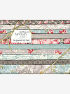 Sanctuary TRANQUIL Fat Quarter Gift Pack by 3 Sisters