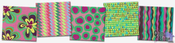 BM11-Pink, BM02-Lavender, BM07-Pastel, BM03-Green, BM04-Circus