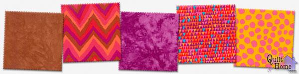 Enable images to see <b>Brandon Mably</b> &amp; <b>Handsprays</b> &mdash; Warm &amp; Bright Palette