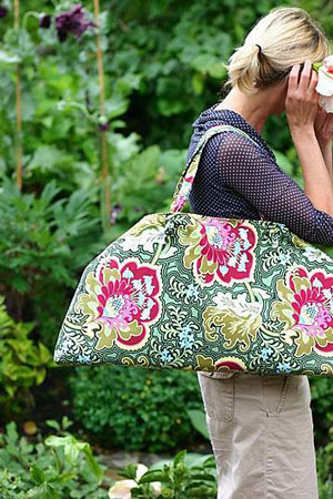 Amy Butler's Betty Shopper Bag