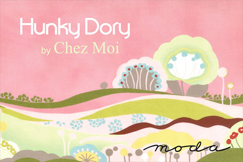 Hunky Dory by Chez Moi for Moda