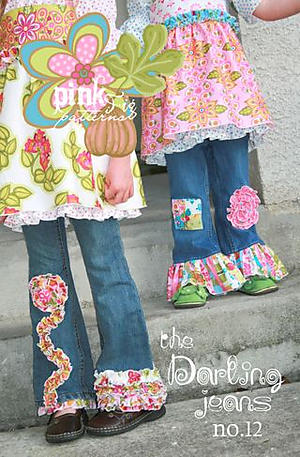 Darling Jeans by Pink Fig Patterns