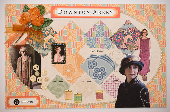 Downton Abbey® — The Women's Collection - Lady Edith