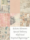 Eclectic Elements <i>Special Delivery</i> Half Yard Inspired Beginnings™