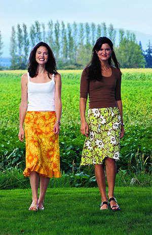 Cute Skirts Pattern by Favorite Things