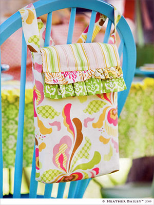 Smarty Girl Book Bag by Heather Bauley
