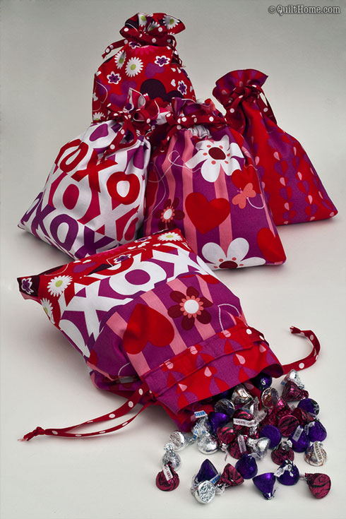 Project Bags Sewing Card by Valori Wells
