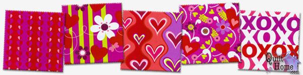 HM54-Red, HM56-Red, HM57-Lavender, HM51-Lavender, HM53-Pink