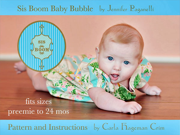 Baby Bubble e-Pattern by Jennifer Paganelli & Carla Crim