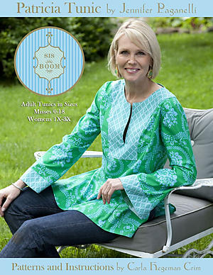 Patricia Tunic by Jennifer Paganelli and Carla Hegeman Crim