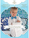 Bosco Bowtie by Jennifer Paganelli and Carla Hegeman Crim, FREE PDF e-Pattern