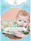 Baby Bubble Romper by Jennifer Paganelli and Carla Hegeman Crim, PDF e-Pattern