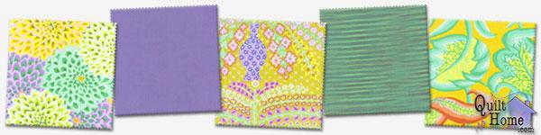 GP54-Spring, SC14-Lavender, GP103-Pink, WSTREK-Succulent, GP100-Lime