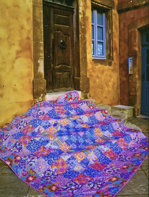 photo from Kaffe Fassett's Quilts en Provence