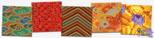 Enable images to see Kaffe Fassett - Warm