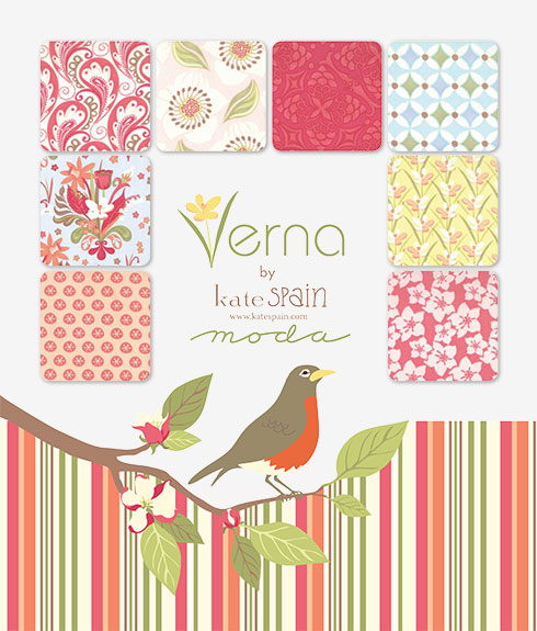 Verna by Kate Spain for Moda