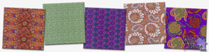 Mayfair by Liberty Art Fabrics (colored by Kaffe Fassett)