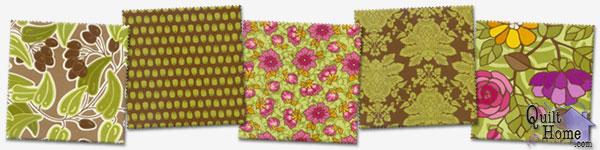Santorini - Leaf Palette : 11412-14, 11416-14, 11411-12, 11413-14, 11410-12