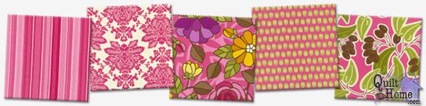 Santorini - Rose Palette : 11417-21, 11413-11, 11410-11, 11416-11, 11412-11