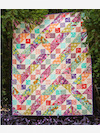 Maze of Color Quilt Kit by Tina Givens
