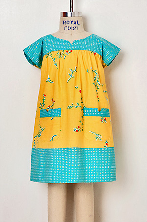 Ice Cream Dress Pattern by oliver + s